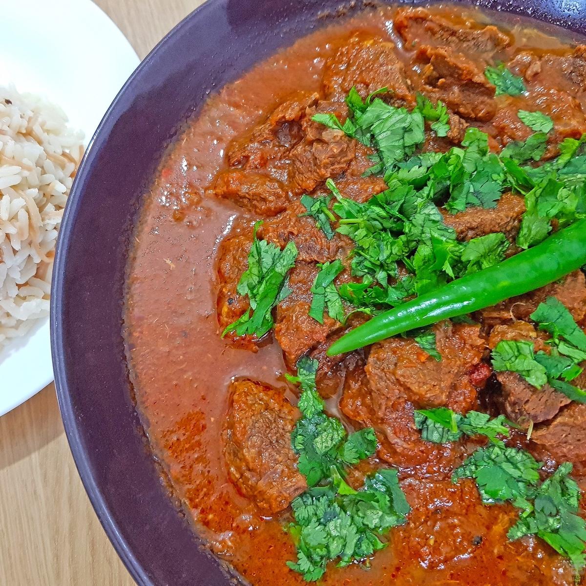 Lamb Curry Recipe Kit