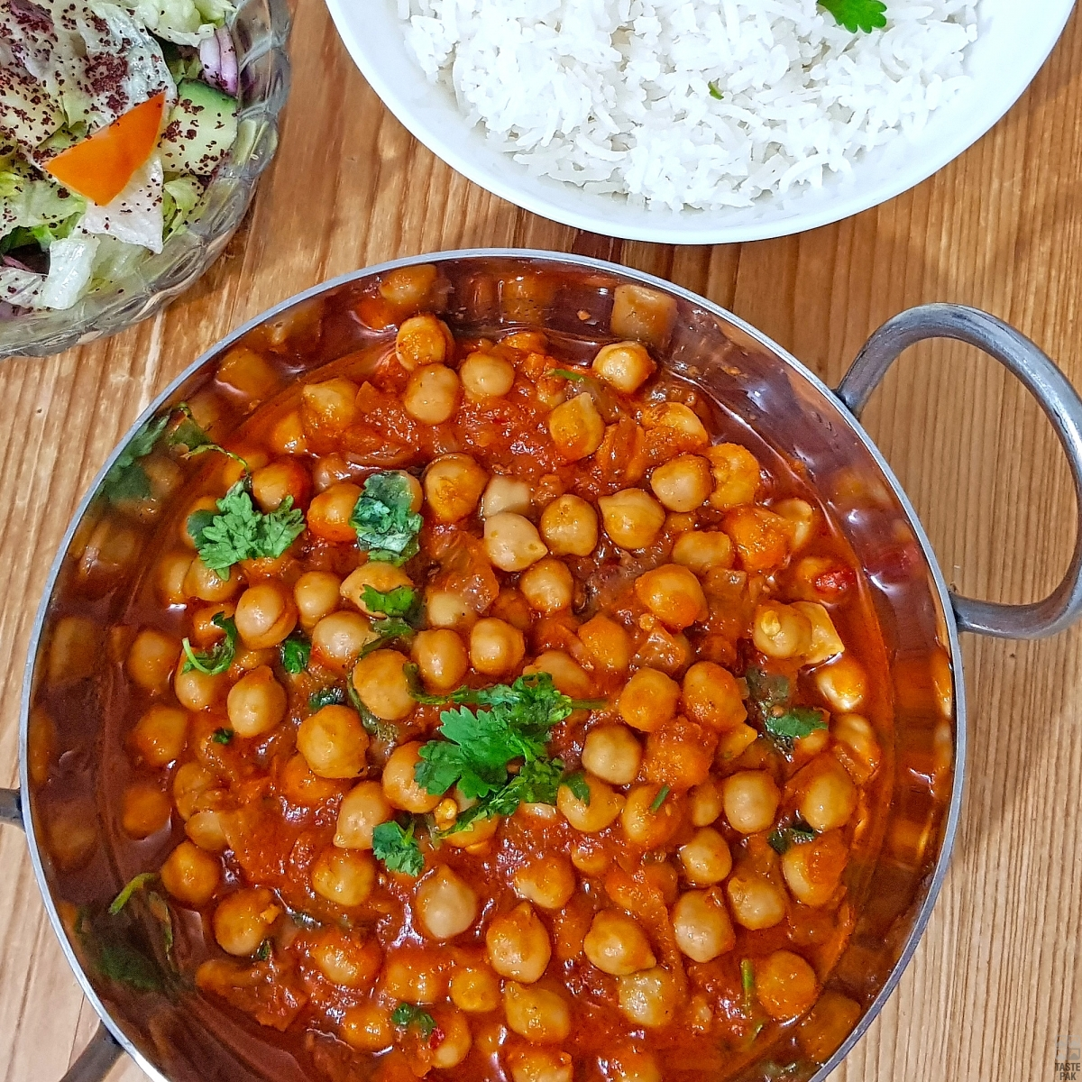 Chickpea Curry Recipe Kit