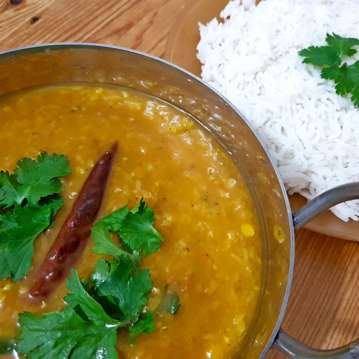 Lentil Curry Recipe Kit