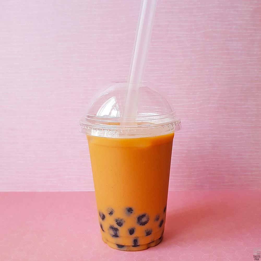 Thai Pearl Milk Tea
