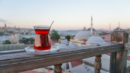 Turkish Tea: A Traditional Wonder of Turkey