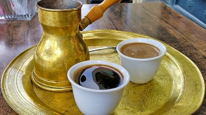 All About Turkish Coffee