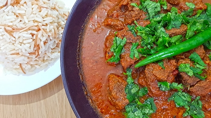 Homemade Meat Curry Recipe: Great for Lamb, Mutton or Beef